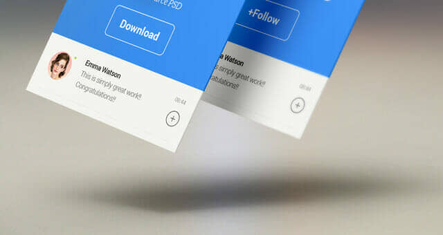 Classic Perspective App Screen Mockup