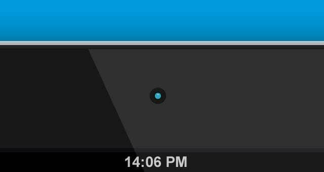 5 iPad Flat Design Mockup