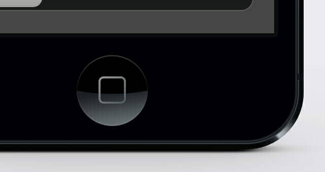 Detailed iPhone 5 Psd Vector Mockup
