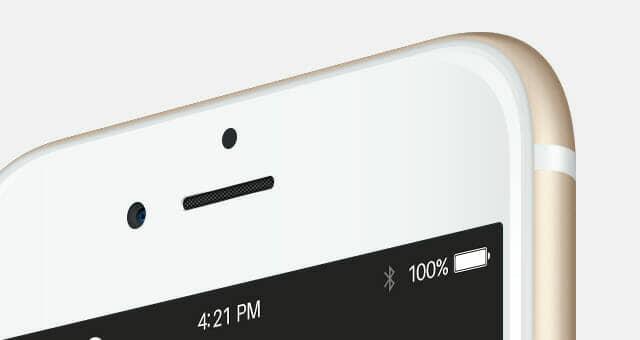 3/4 iPhone 6 Vector Mockup Version 2