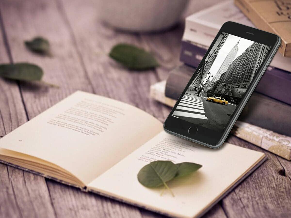 Photorealistic Iphone 6 Plus