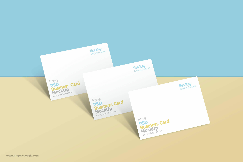 New Business Card MockUp