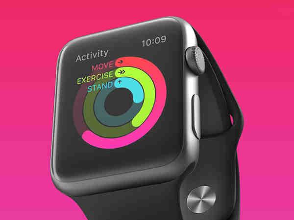 360 Apple Watch Mockup