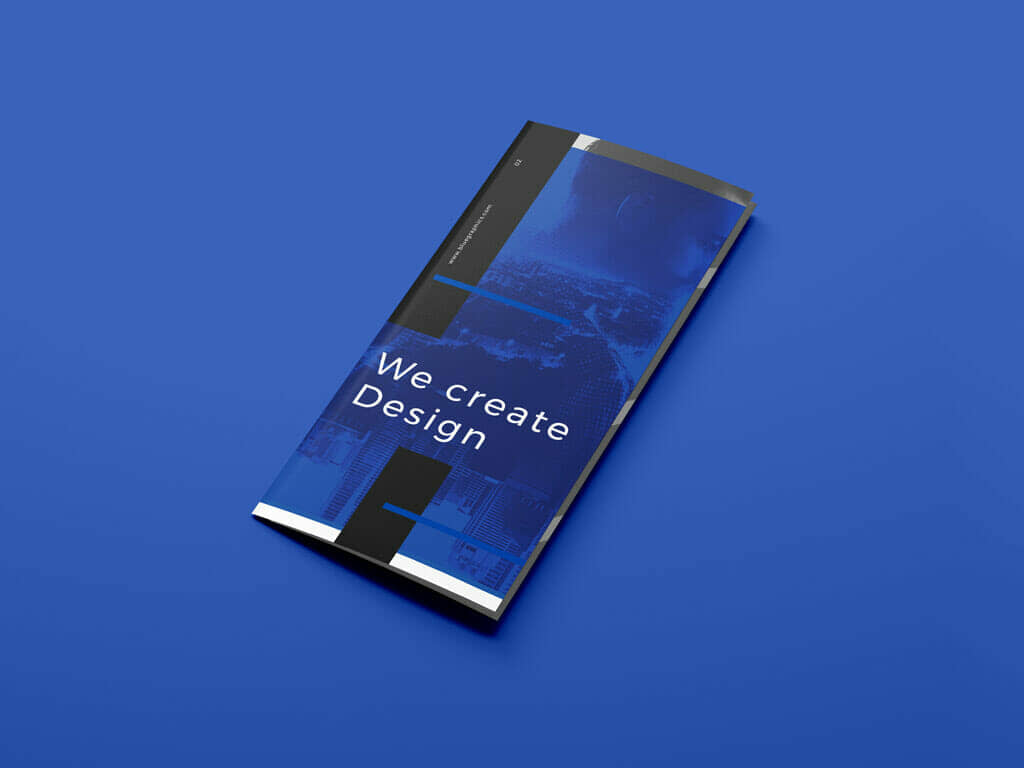 2017 Brochure Cover Mockup