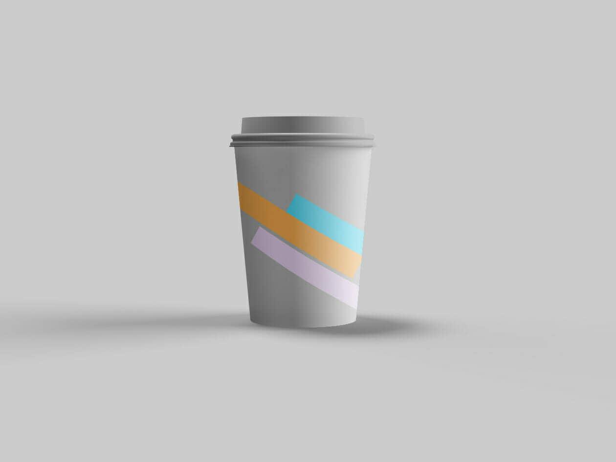 Professional Coffee Cup Mockup
